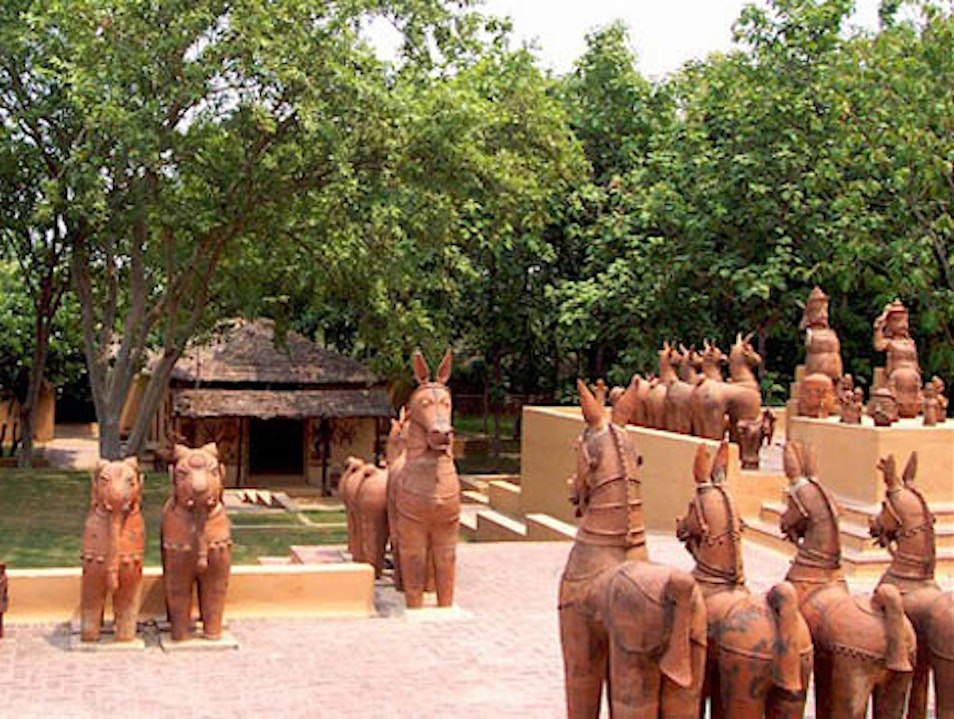 Explore India's Rich Art and Cultural History New Delhi  India