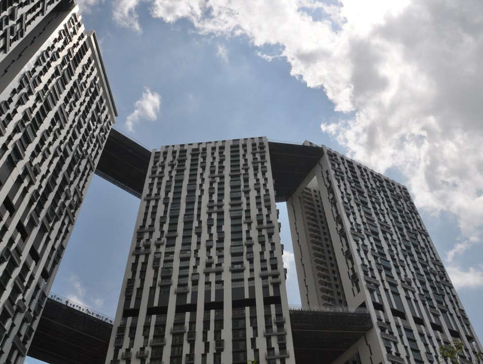 The Pinnacle at Duxton  Singapore  Singapore