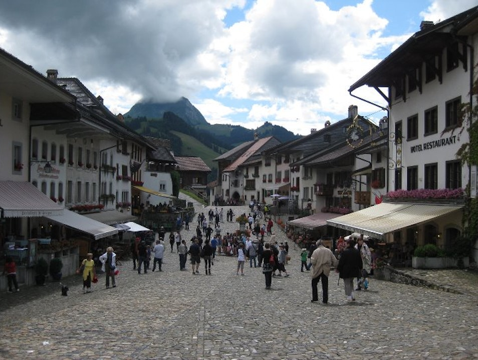 Travel Back in Time at a Swiss Village Gruyères  Switzerland