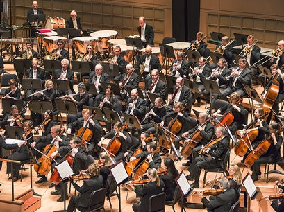 Meyerson Symphony Center Dallas Texas United States
