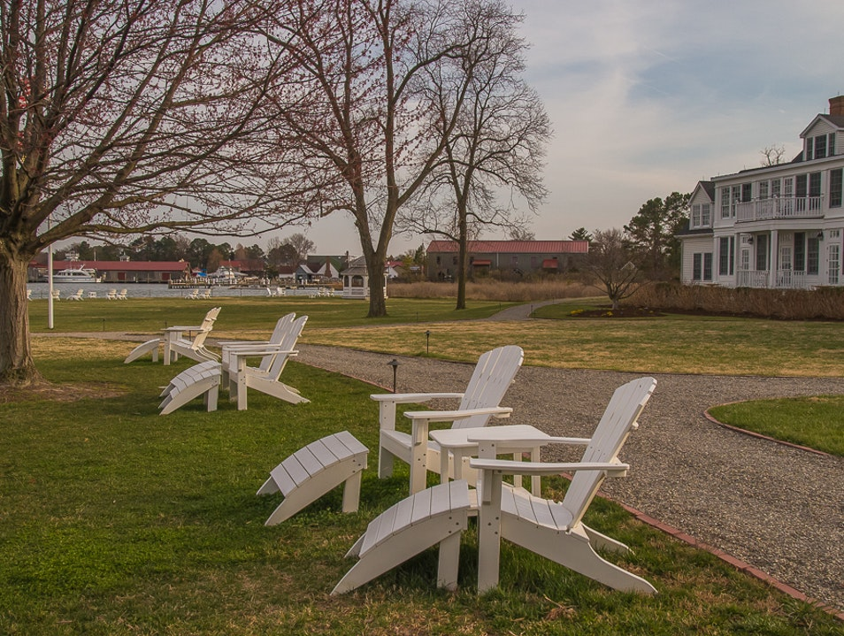Relaxed Luxury on the Chesapeake Bay Saint Michaels Maryland United States