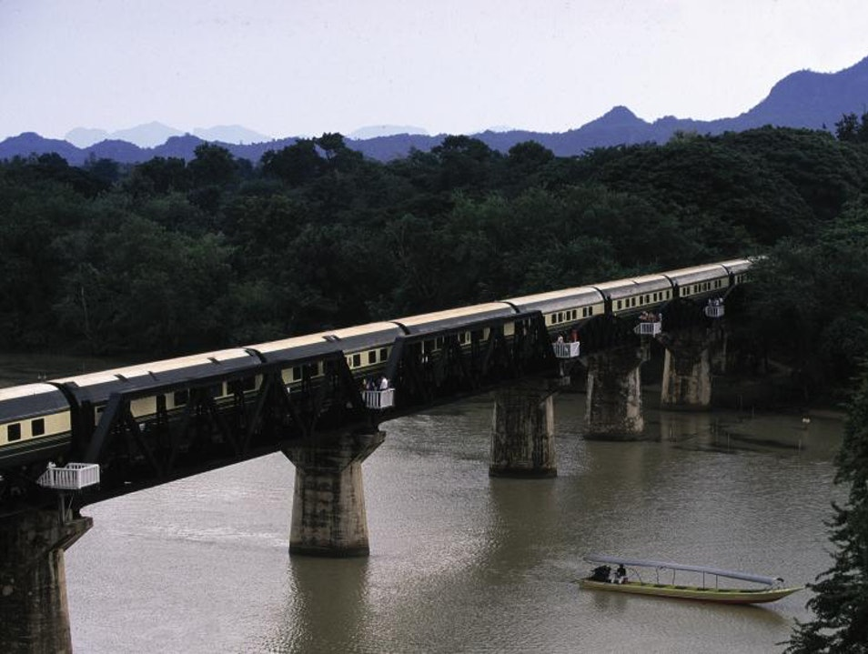 The Eastern and Oriental Express in Southeast Asia