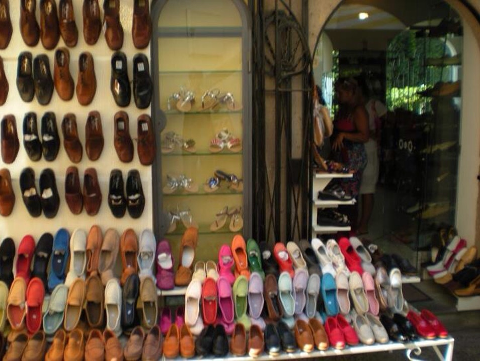 Shoes as Art! Positano  Italy