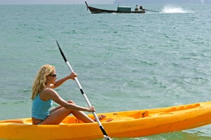 Sail or Kayak at Otres Beach