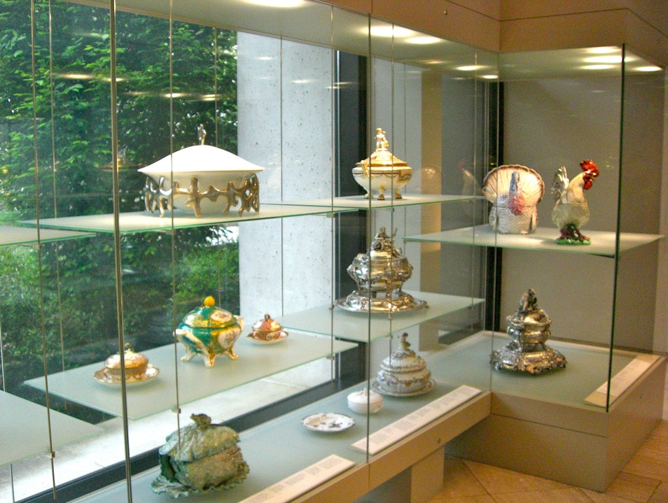 Soup Tureen Museum—Part of a Beautiful Estate