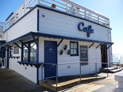 Malibu Farm Pier Cafe Malibu California United States