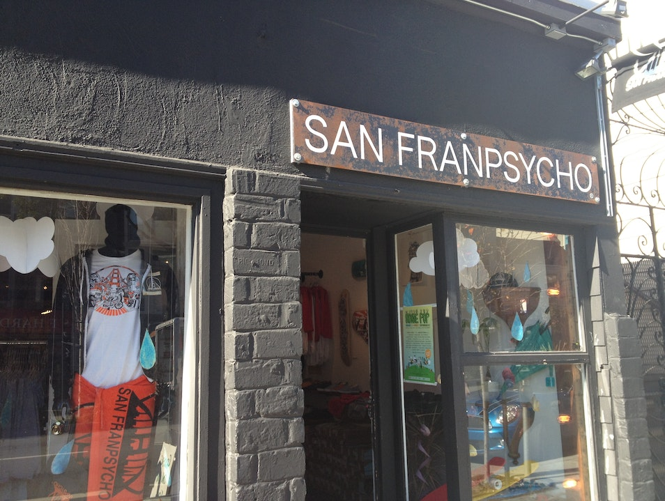 Cool Shop, Cool Name San Francisco California United States