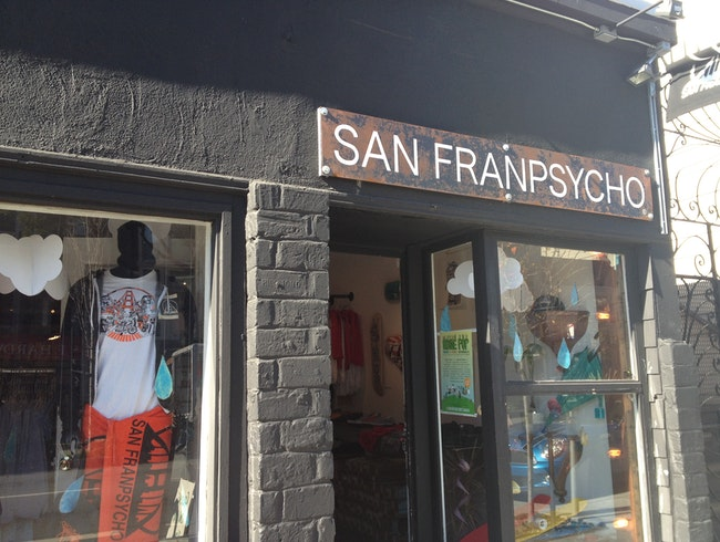 Cool Shop, Cool Name