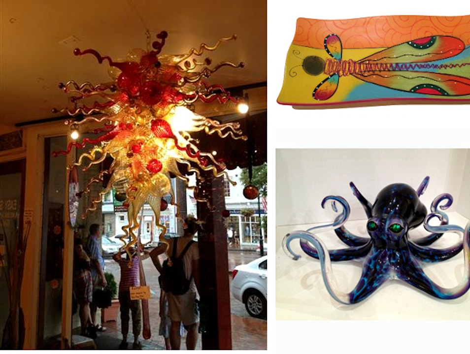 Eccentric Art at Easy Street Gallery