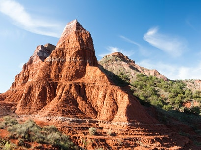 Palo Duro Canyon State Park Canyon Texas United States