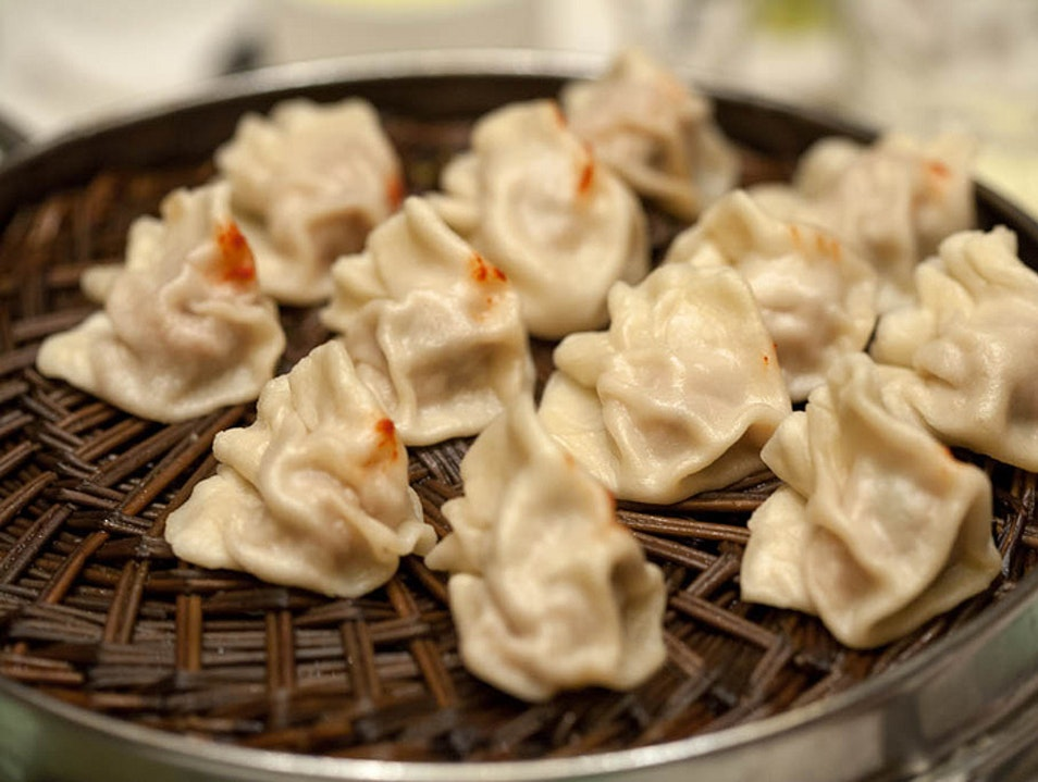 100 Dumplings Tianjin  China
