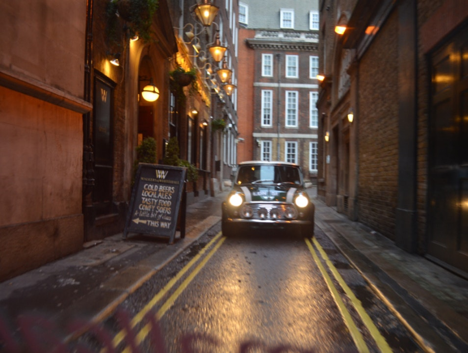 Small Car, Big City = Fab Fun London  United Kingdom