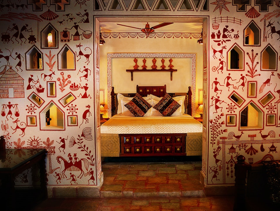 A Hotel With A Scene in Jaipur: Pearl Palace Heritage Jaipur  India