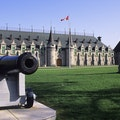 The Battlefields Park Quebec City  Canada