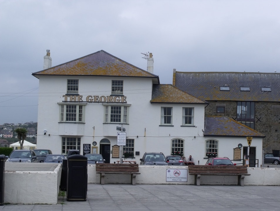 The George, West Bay, Dorset