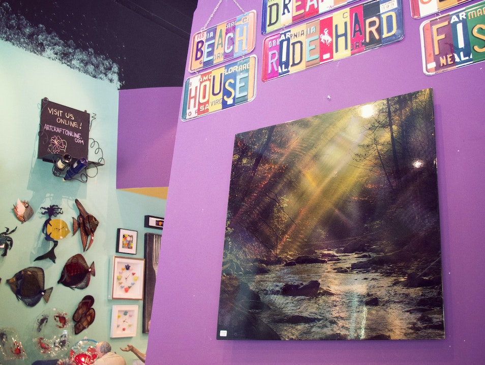 Whimsical Finds at ArtCraft