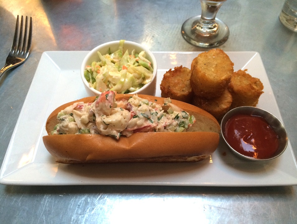 Lobster Roll in San Francisco San Francisco California United States