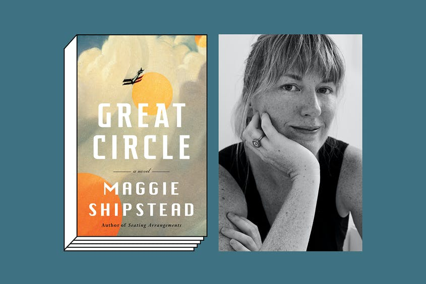 """Author Maggie Shipstead, who has also published """"Seating Arrangements"""" (2012) and """"Astonish Me"""" (2014)"""