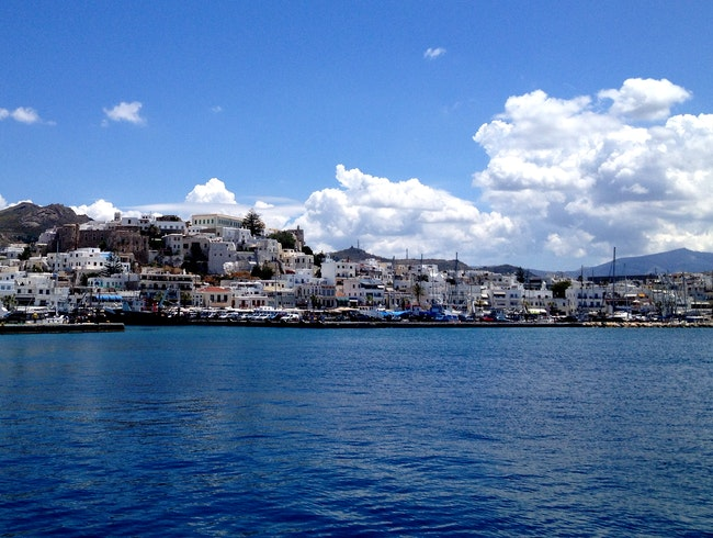 Relax and unwind on the undiscovered island of Naxos