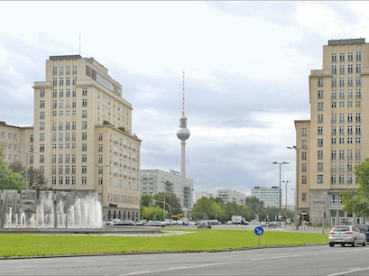Karl-Marx-Allee Berlin  Germany