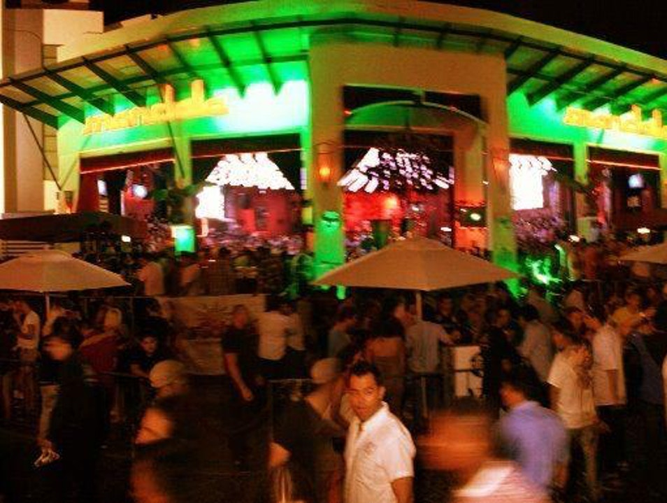 A Night Out in Cancun