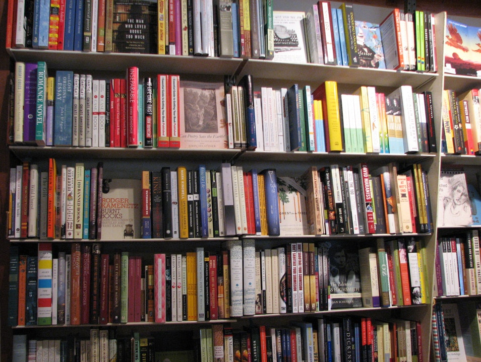 Malaprop's - A bookstore, cafe, and more Asheville North Carolina United States