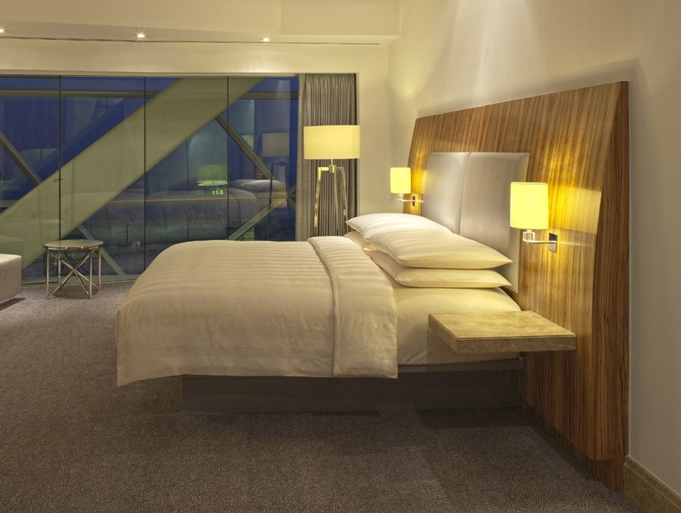 Hyatt Capital Gate Abu Dhabi  United Arab Emirates