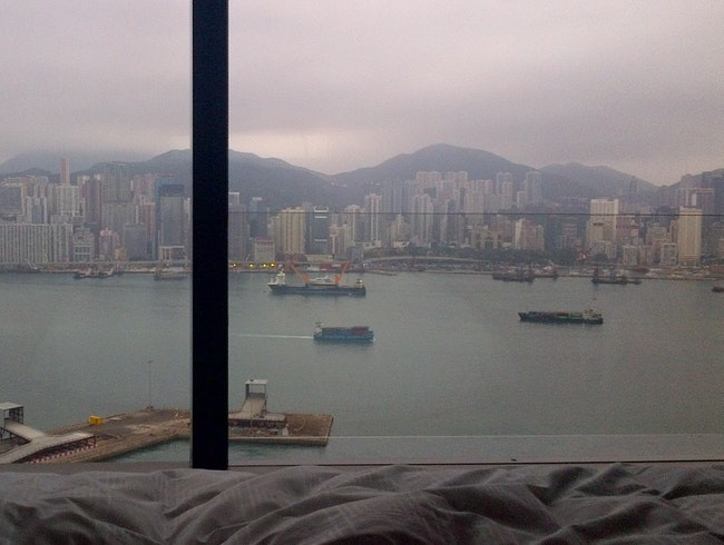 A View from Kowloon