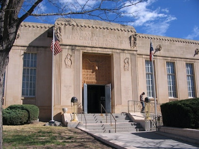 Panhandle-Plains Historical Museum Canyon Texas United States