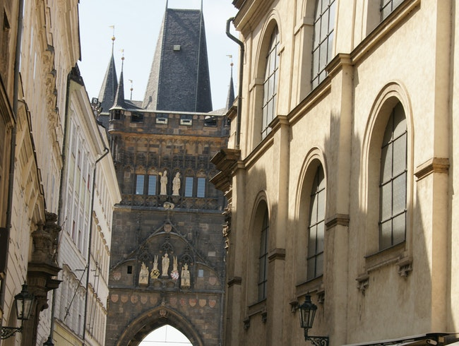Experiencing the best of Prague