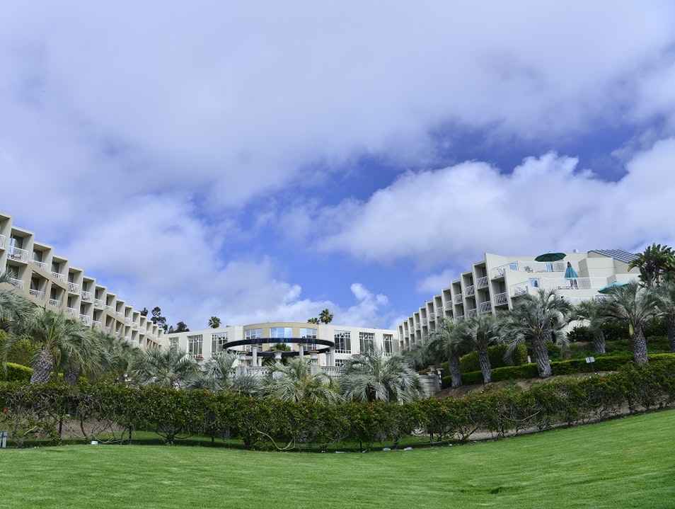 Drink In The Expansive Golf and Ocean Views San Diego California United States