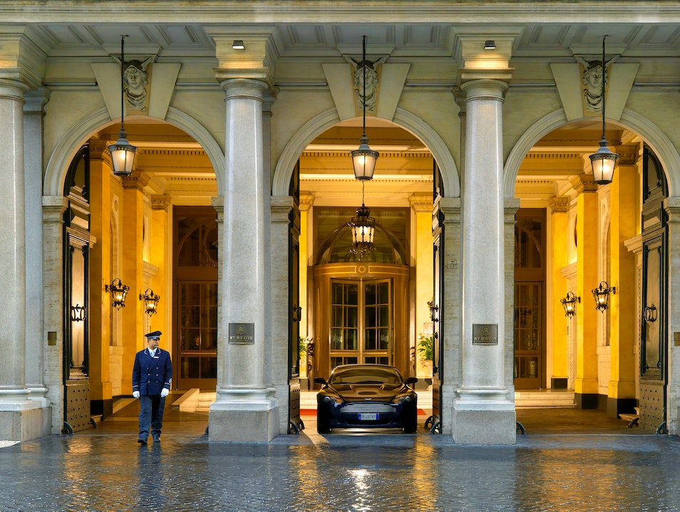 The St. Regis Rome   Italy