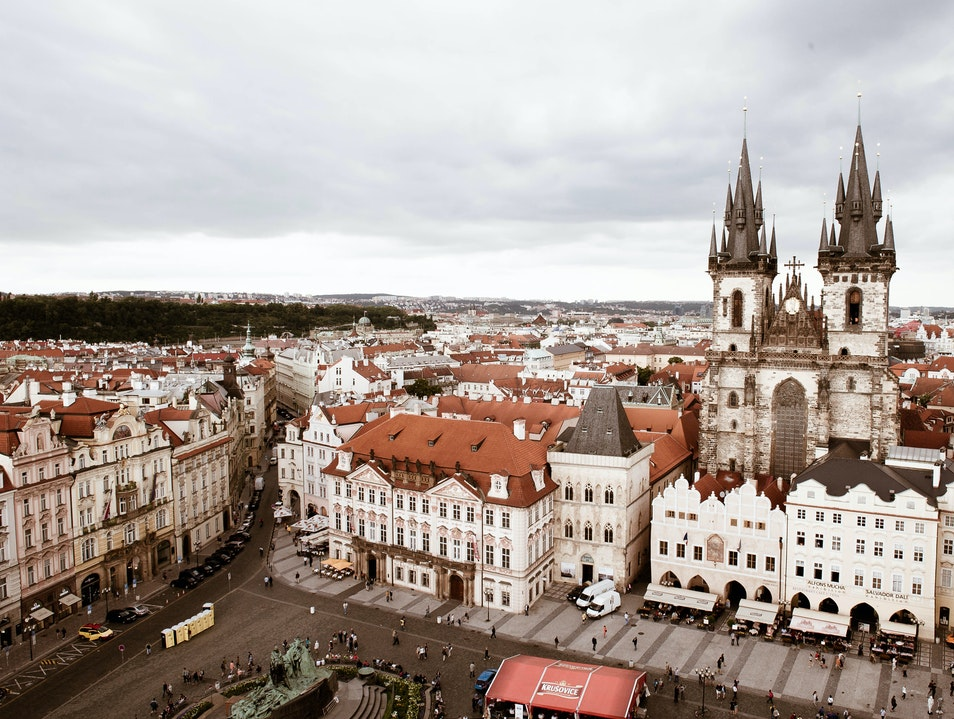 Best Views of Old Town Prague