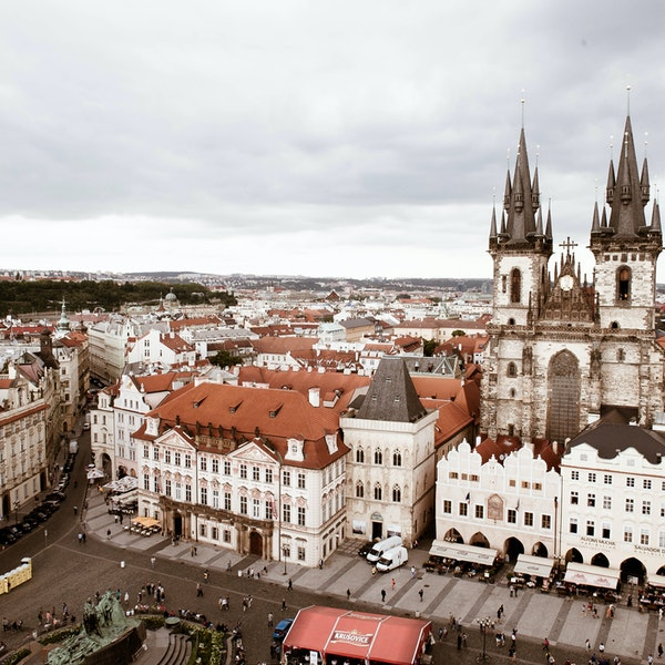 The Perfect Weekend in Prague
