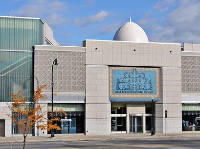 Arab American National Museum Dearborn Michigan United States