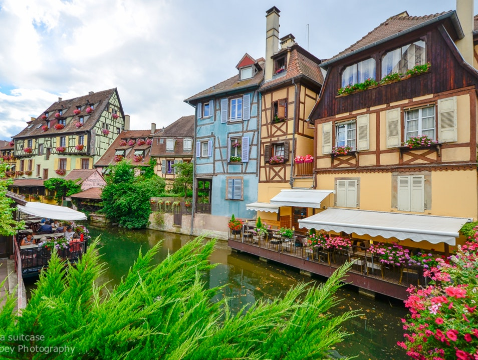 Little Venice of Colmar Colmar  France