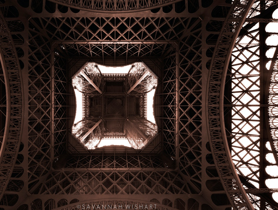Change Your Perspective at the Eiffel Tower Paris  France