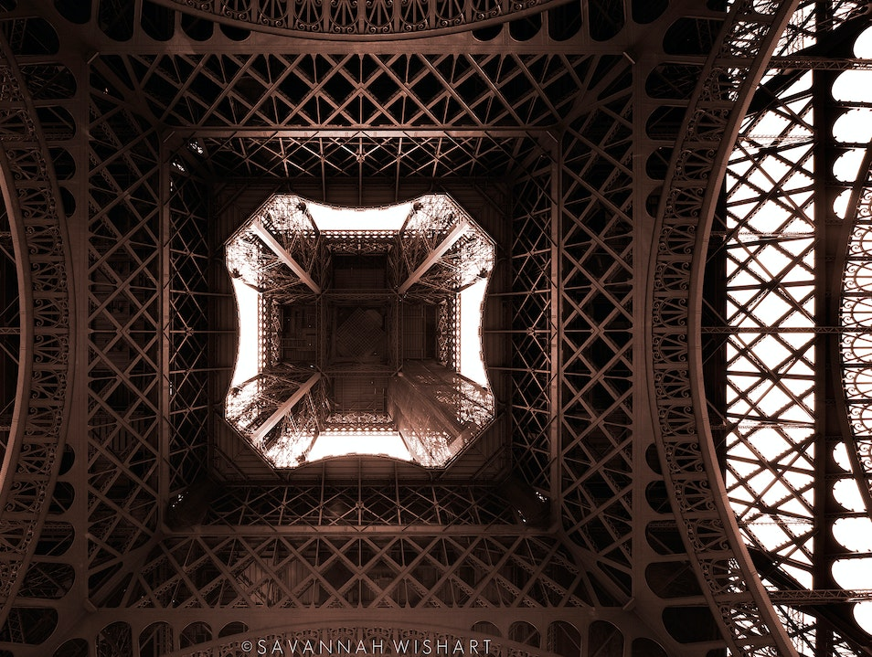 Change Your Perspective at the Eiffel Tower