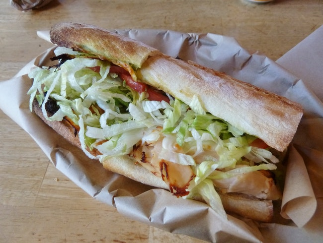 Other Coast's Sandwiches Hit the Spot