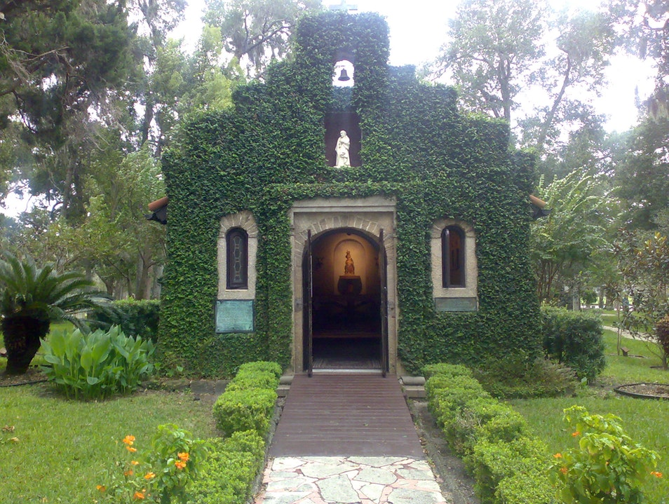 The Holy Mother of St. Augustine St Augustine Florida United States