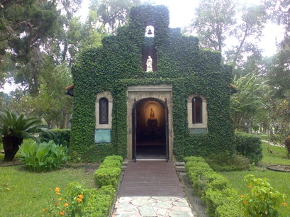 Mission Of Nombre De Dios & La Leche Shrine St. Augustine Florida United States
