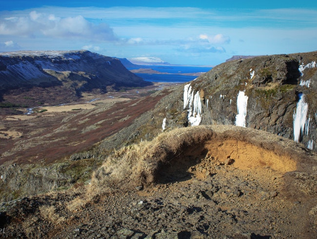 Adventure Hike in Iceland to Get a Glimpse of Glymur Waterfall