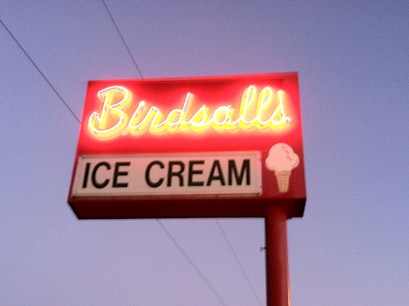 Birdsall's Ice Cream Mason City Iowa United States