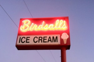 Birdsall's Ice Cream