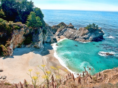 McWay Falls, Big Sur, California Big Sur California United States