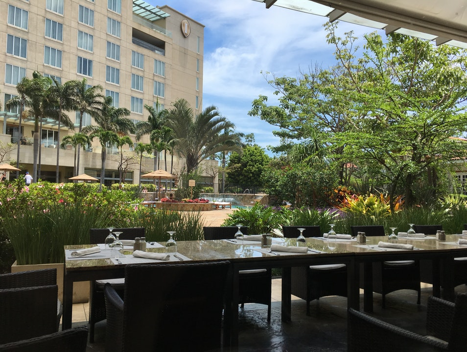 Relaxed Tropical Luxury at the Intercontinental Costa Rica San Jose  Costa Rica