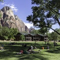 Zion National Park Lodge Springdale Utah United States