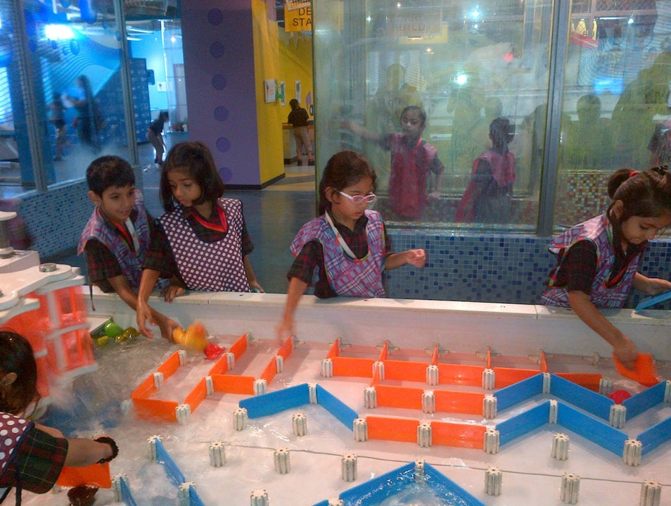 Playing Is Learning at Stellar Children's Museum Gurgaon  India