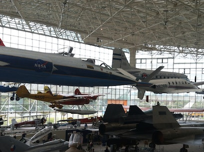 The Museum of Flight Tukwila Washington United States