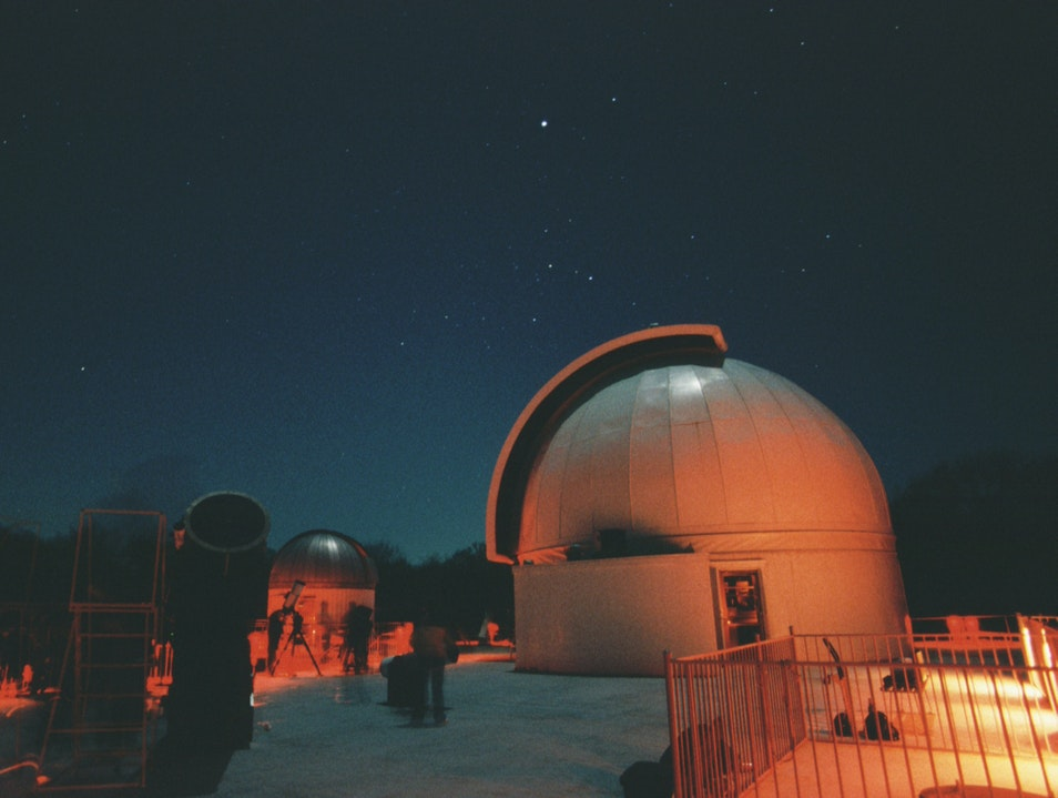 Starry Nights with the Houston Museum of Natural Science
